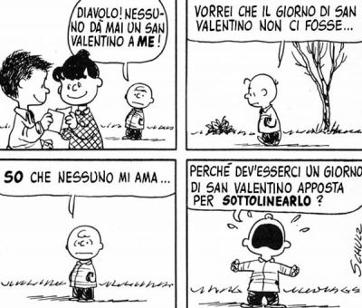 Charlie Brown e San Valentino